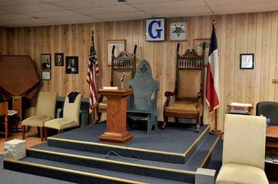 Blanco masonic lodge meetings are on the second Tuesday each month at 7:30