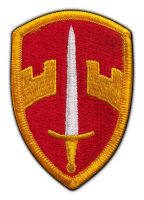 MACV Military Assistance Command, Vietnam SOG Army MAGG DAO Saigon Patch