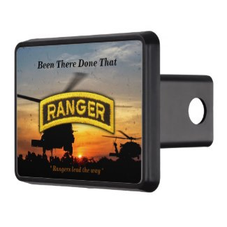 Army Rangers, Airborne, Fort Benning, Hitch Covers,