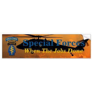 Army, Special Forces, Green Berets, SF Groups, Bumper Stickers, Group,