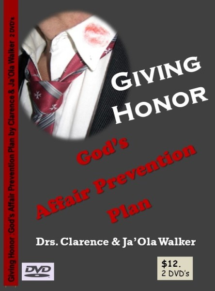 Giving Honor- Affair proof your Marriage