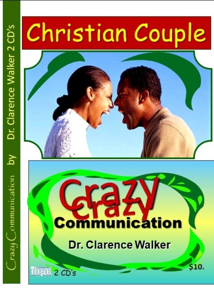 Crazy Christian Communication $8.00