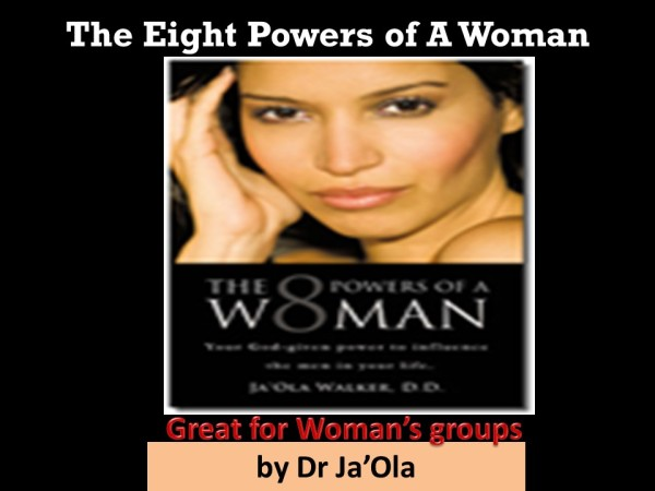 The Eight Powers of the Woman -Book
