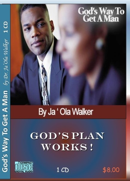 God's Way To Get A Man