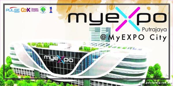 MyEXPO Ground Breaking Ceremony