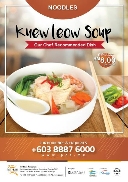 Kuew Teow Soup
