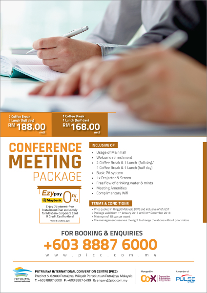 Conference Meeting Package