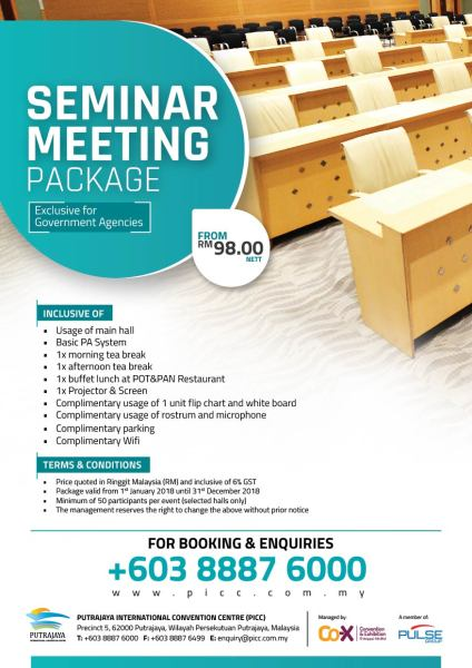 Seminar Meeting Package