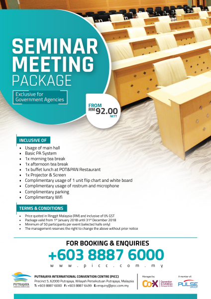 Seminar Meeting Package