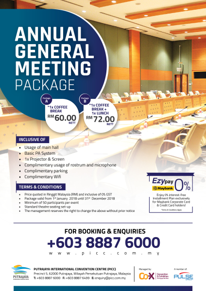 Annual General Meeting Package