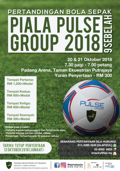 PIALA PULSE GROUP 2018