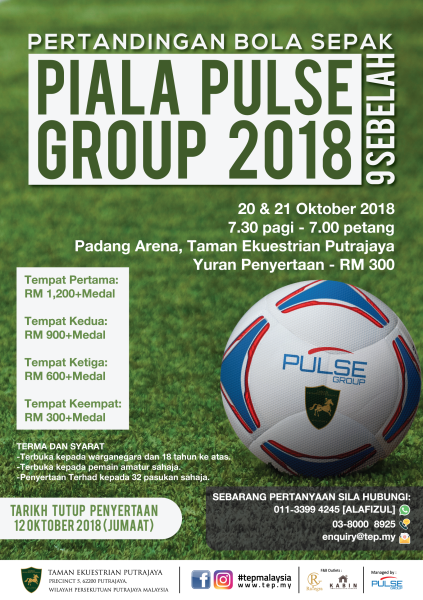 PIALA PULSE GROUP 2018