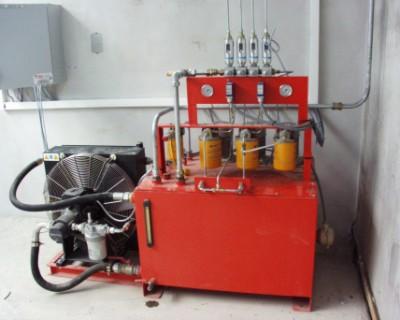 Olejové mazacie systémy