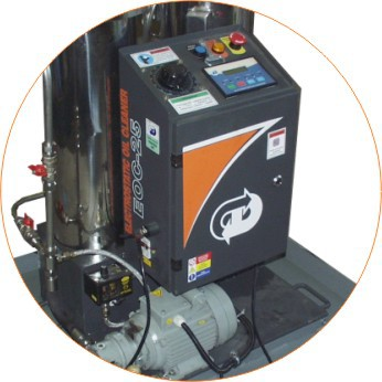 Elektrostatické čističe hydraulických olejov