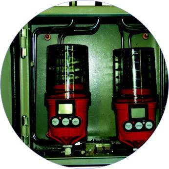 Mazanie a centrálne mazacie systémy
