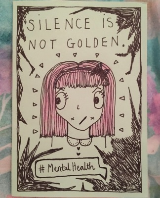 GUEST BLOG: 5 Reasons Rosie Talks About Mental Health