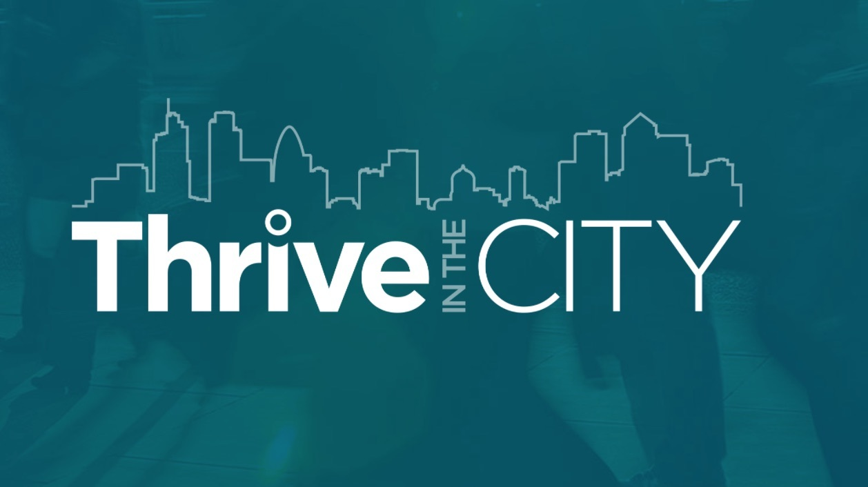 """Thrive In The City and What I have learnt from my MH """"Journey"""" so far"""