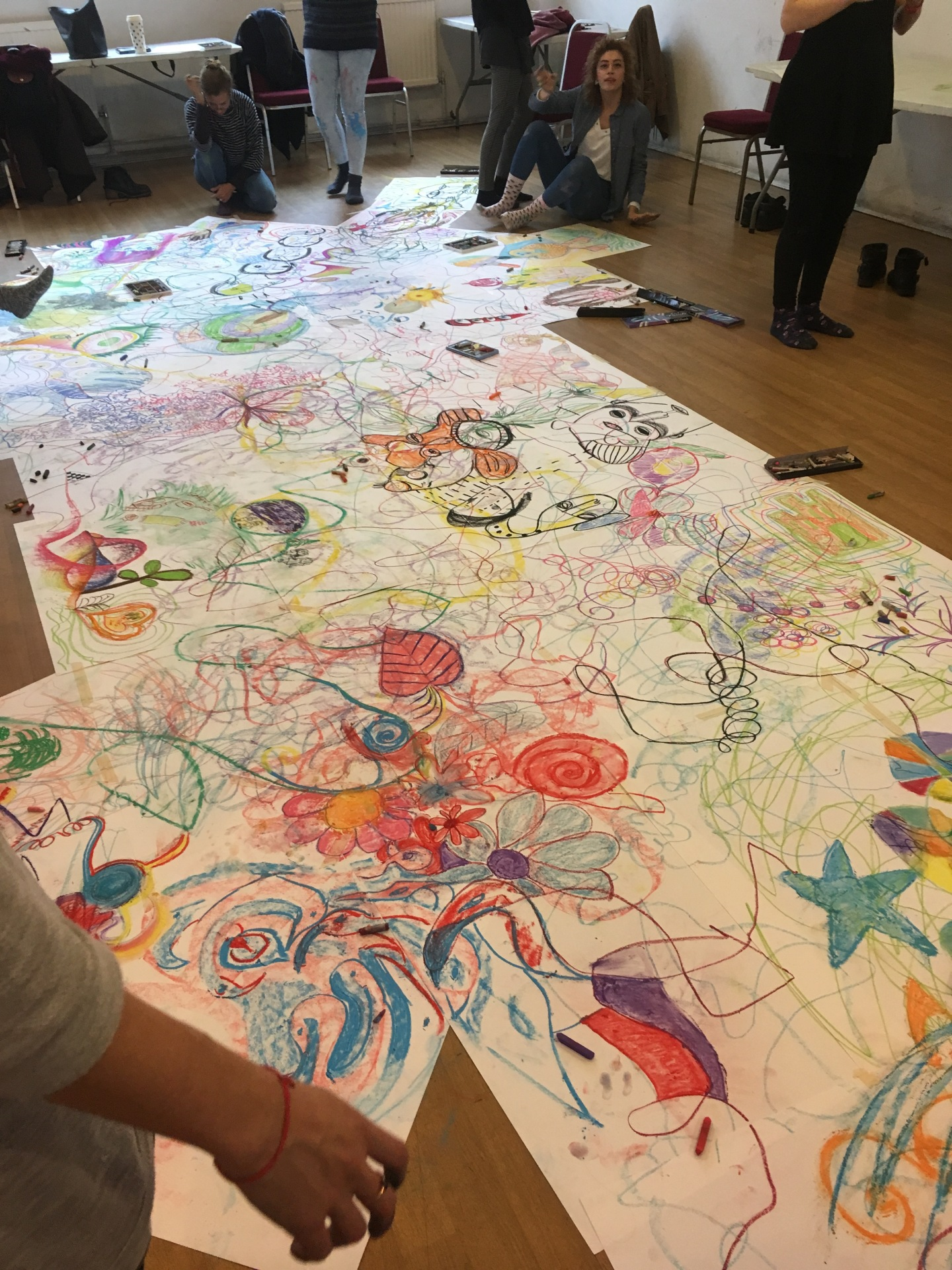 GUEST BLOG: Recovering Through Art