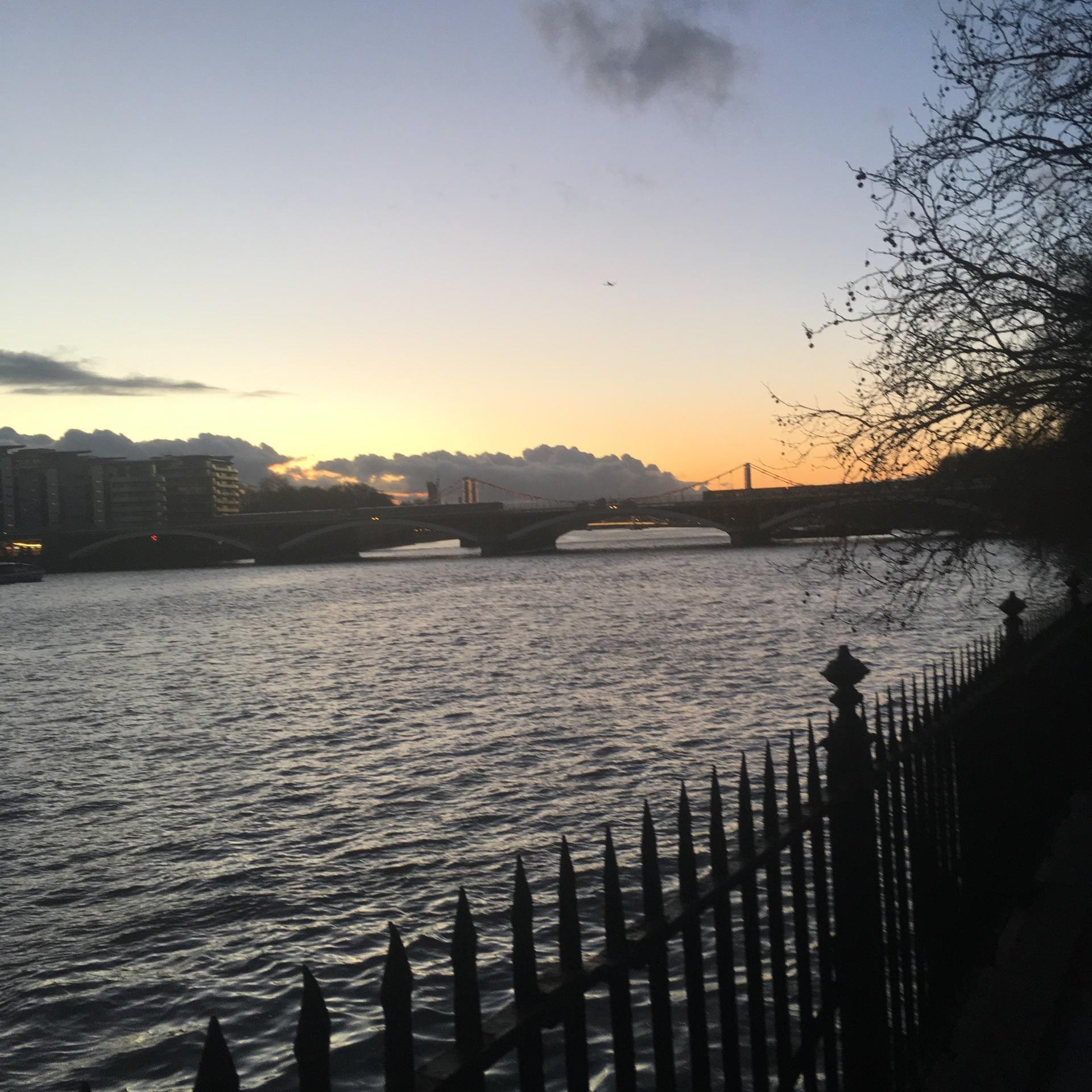 Picture this…The Bridge.