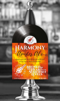 Harmony a smooth pale ale with summer notes