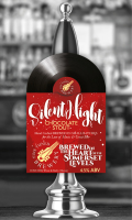 Silent Night a festive beer made by the Fine tuned Brewery