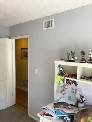 Bedroom Color Change