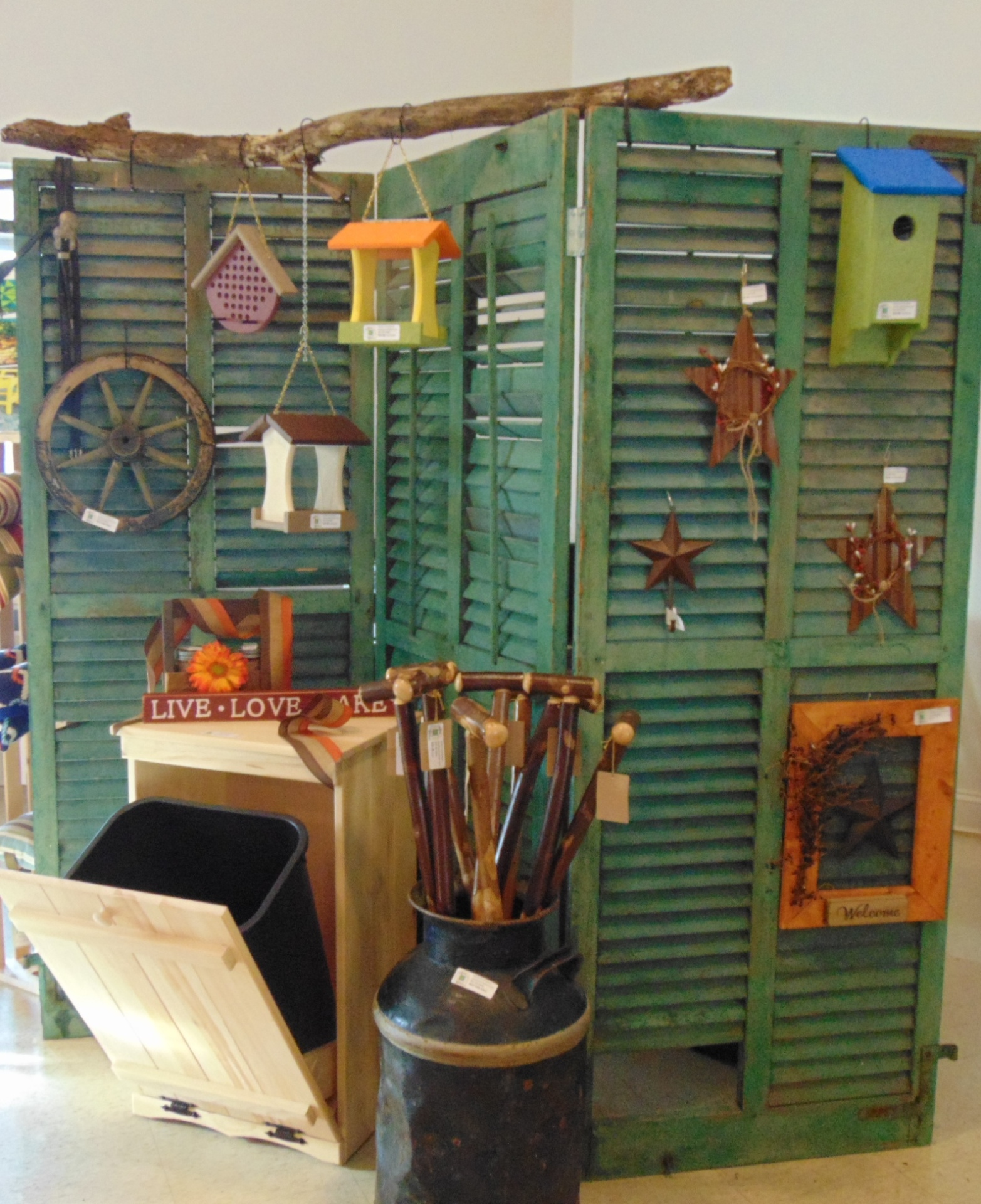 Wooden Furniture and Home Decor