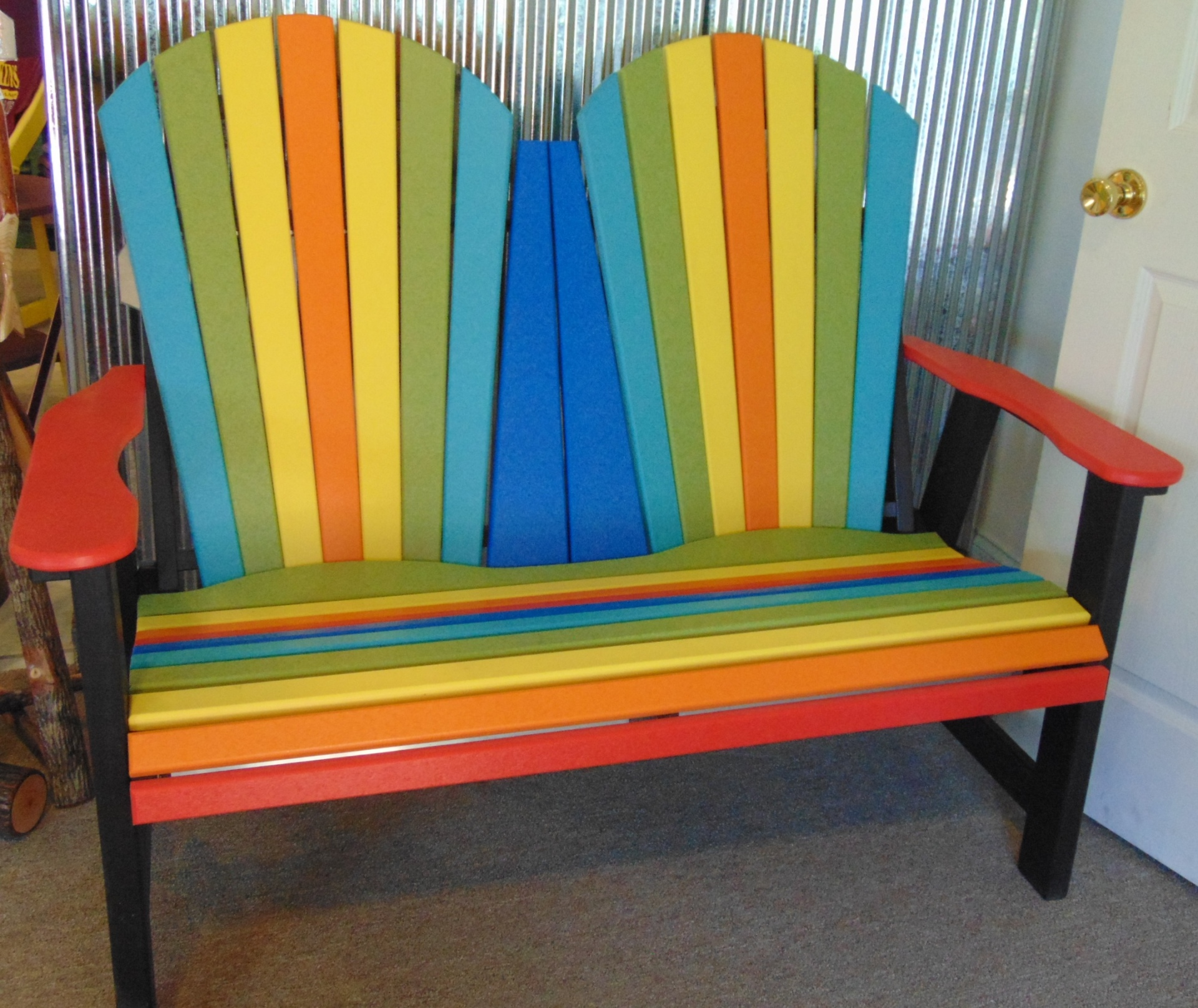 Customized Amish Poly Lawn Furniture