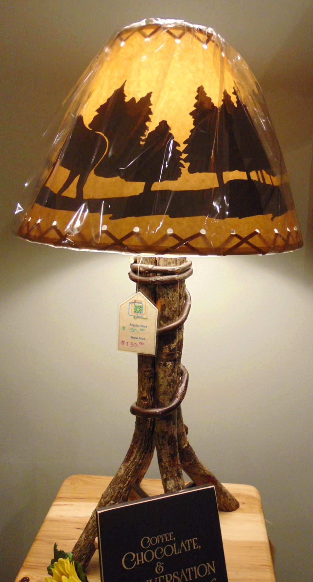 Hickory Lamps