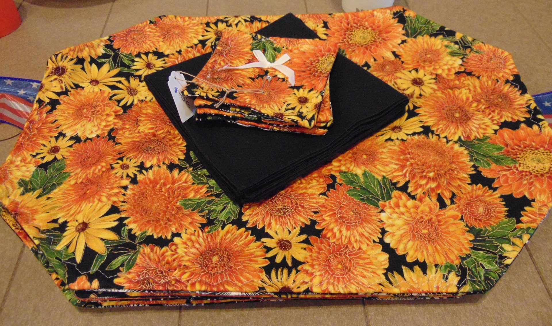 Amish Made Placemat Sets