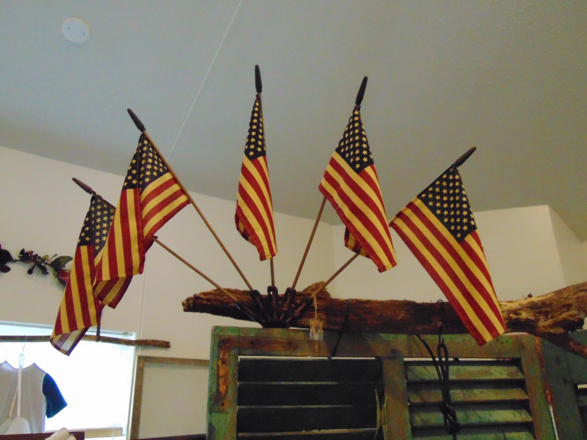 We are Patriotic!