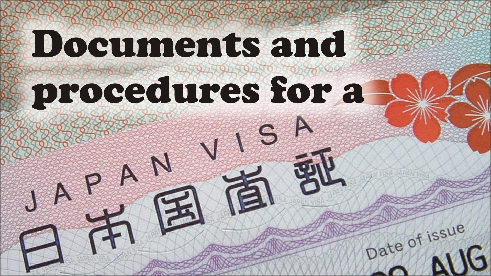 A guide on how  to insure  that you get your international working visa