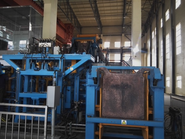 Anode Preparation Machine