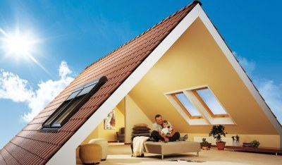 Loft conversion. Roof types.