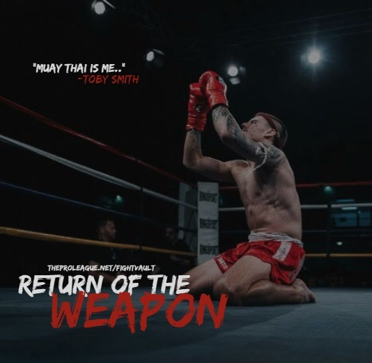 The Return of The Weapon: Toby Smith