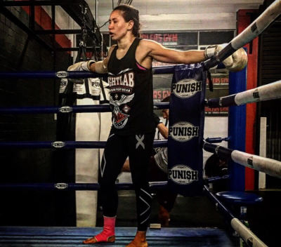 Fighter of the Week: Amanda Thomson
