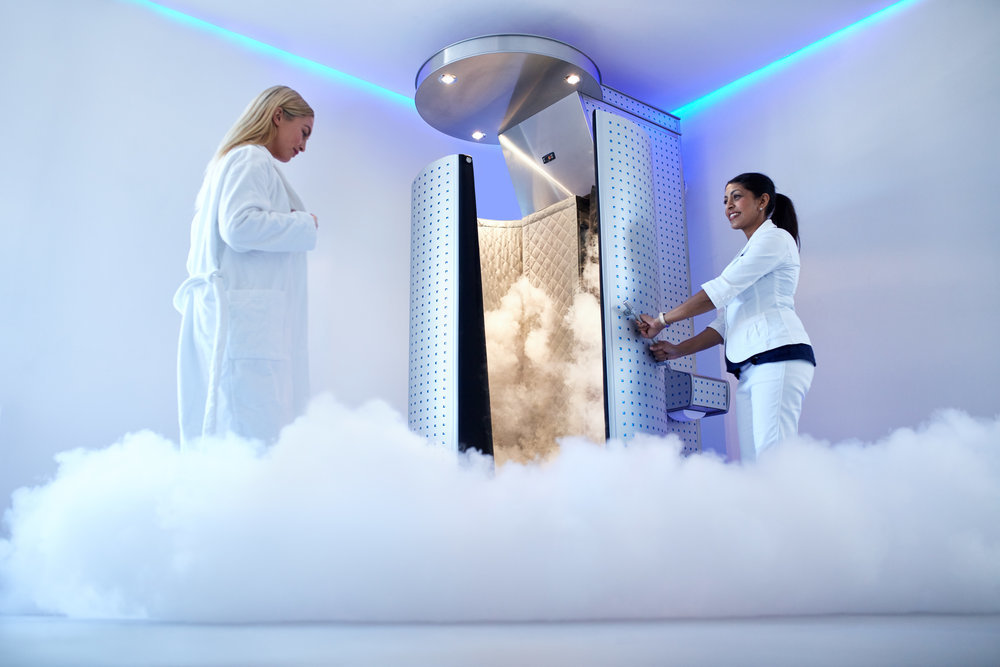 Recovery for the Fighter: Cryotherapy