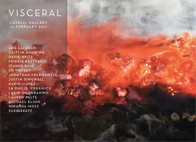 Visceral _ Group exhibition