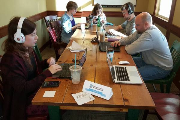 South Dakota Writes Hosts NaNoWriMo