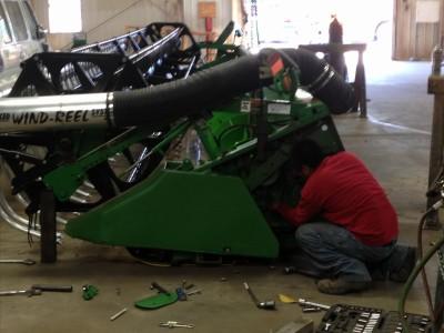 Header Repair