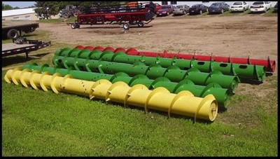 Grain Header Augers