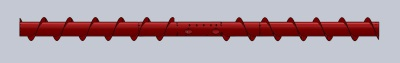 1020 30 Foot Standard Auger Tube - $3,889