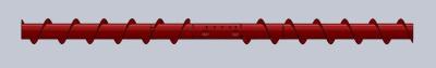 1020 30 Foot Standard Auger Tube - $3,889