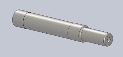 Rotor Shaft - Call for Price