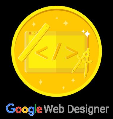 Certified Google Web Designer