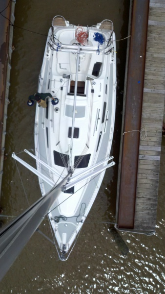 From the mast head