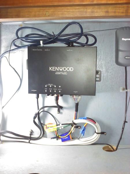 Kenwood controller