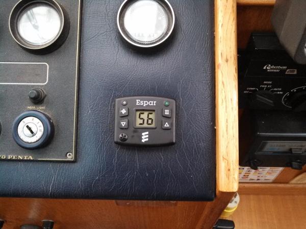 Espar Diesel controller