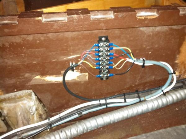 Wiring Espar heater