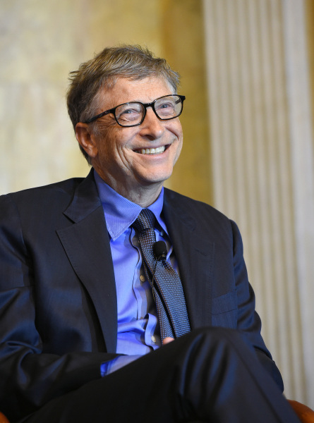 FIF 2015 - Bill Gates